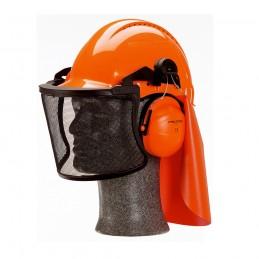 3M Peltor Helmcombinatie met G3000 helm met gehoor kap en V5B vizier